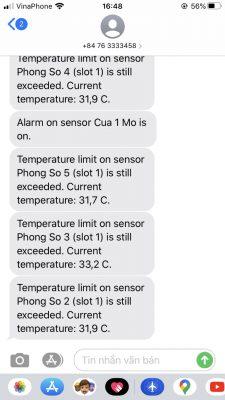 kiểm soát nhiệt độ bảo quản vắc xin
